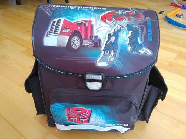 Plecak tornister Herlitz Transformers