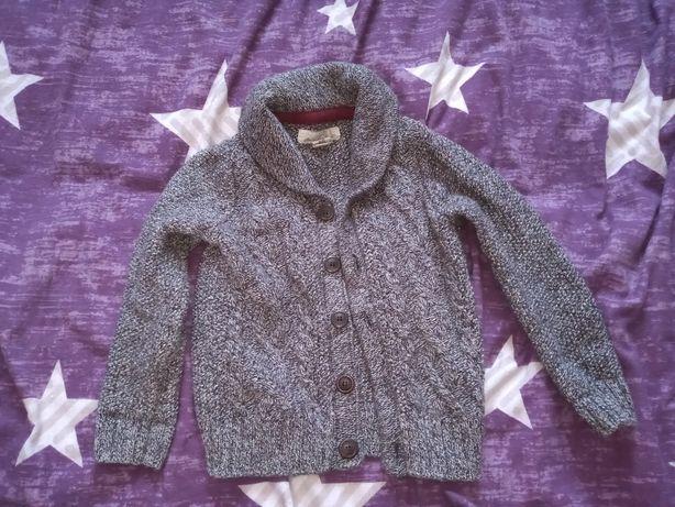 Sweter dla chłopca w rozm 110