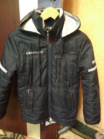 Куртка для мальчика (осень-зима(