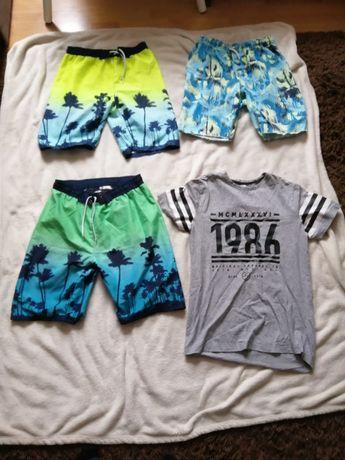 Ubrania dla chłopaka.