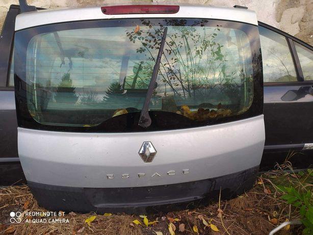 Renault Espace IV Klapa Tył Tylna