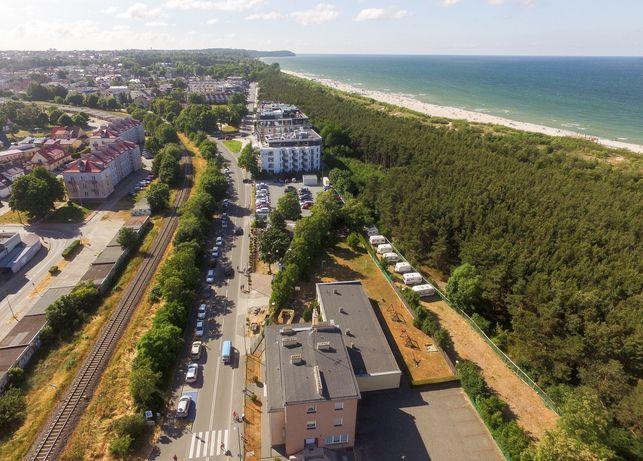 Parcela pod przyczepę kempingową/ kampera  przy plaży - Władysławowo