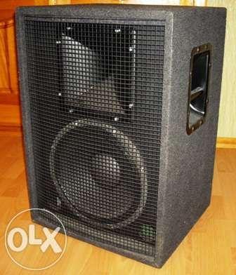 акустические системы TOP 112 STANDARD