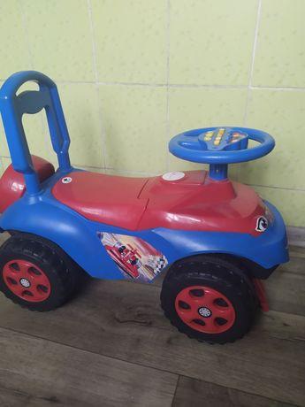 Толокар машинка детская