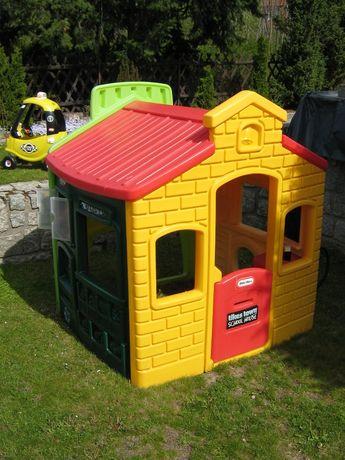 LITTLE TIKES ogrodowy domek miejski 444D