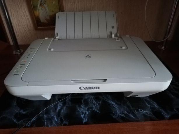 Принтер 3в1 canon mg2440