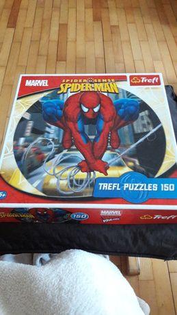 Zamienię puzzle 150marvel