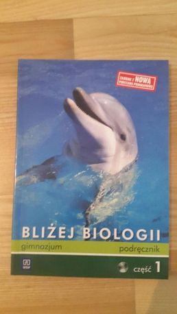 Bliżej Biologii część 1 podręcznik dla gimnazjum WSiP7
