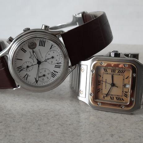 Часы Baume Mercier Chronograph Baumatic 1999 год. Не Omega Breitling
