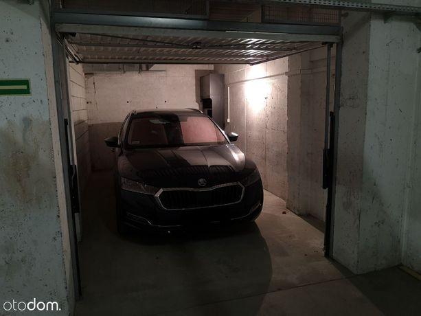Garaż pod budynkiem do wynajęcia