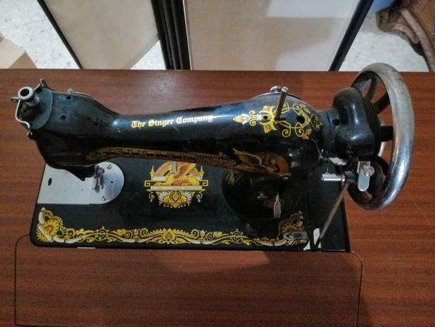 Maquina costura antiga SINGER