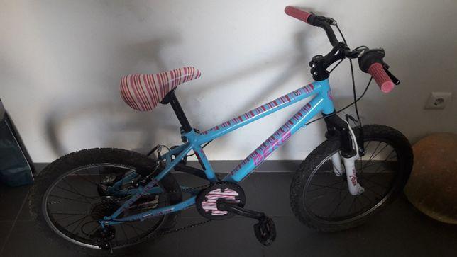 Bicicleta Berg Charm 205 Menina