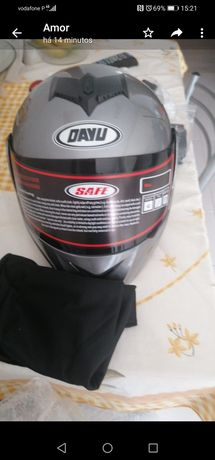 capacete modelares novo