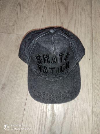Бейсболка Skate Nation