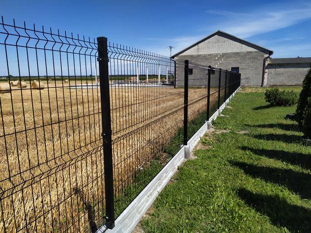 Płot panelowy, ogrodzenia, bramy, furtki