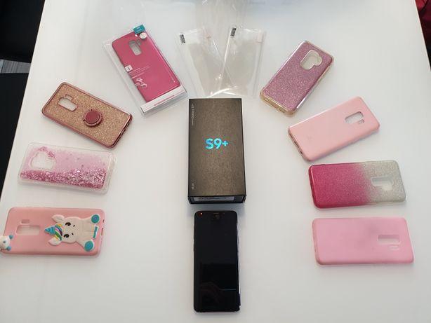 Samsung Galaxy s9+ z gratisami