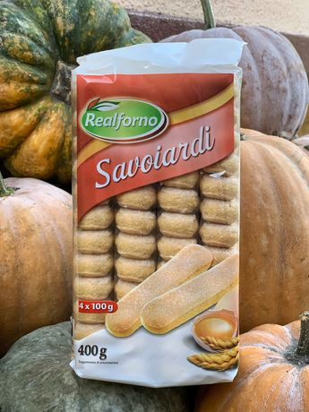 Печиво Савоярді / Savoiardi / Печенье «Дамские пальчики»