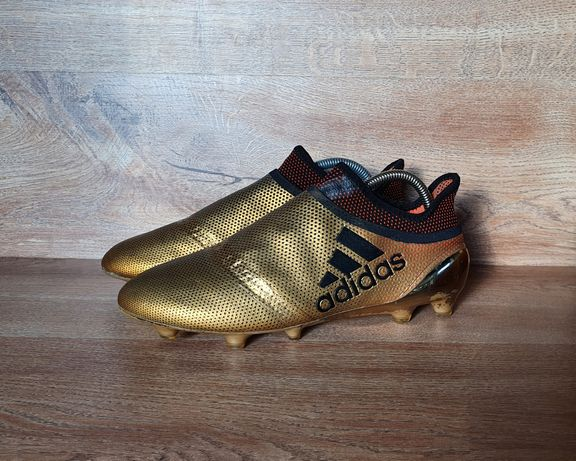 Бутси буци копи копочки adidas x17 FG + 17.1 профи 42 размер 26.5 см