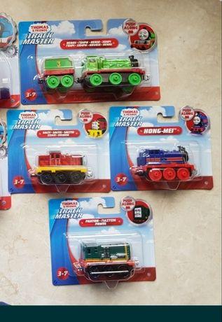 Lokomotywy Tomek i przyjaciele, Track Master Push along, pociąg