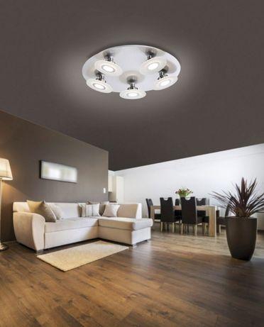 Lampa sufitowa plafon LED ściemniacz MAGNA Paul Neuhaus 8565-55