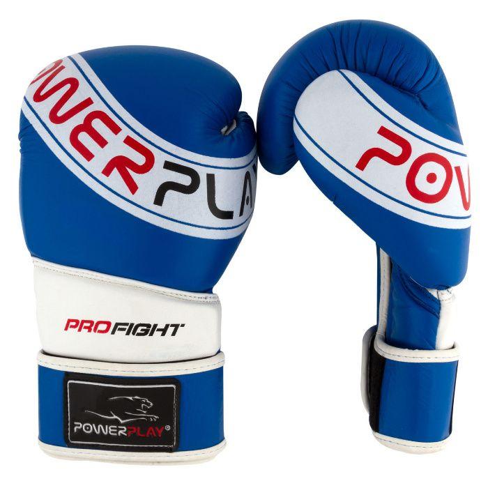 Перчатки боксерские, кожаные powerplay Киев - изображение 1