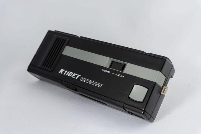 Câmera fotográfica vintage K110ET