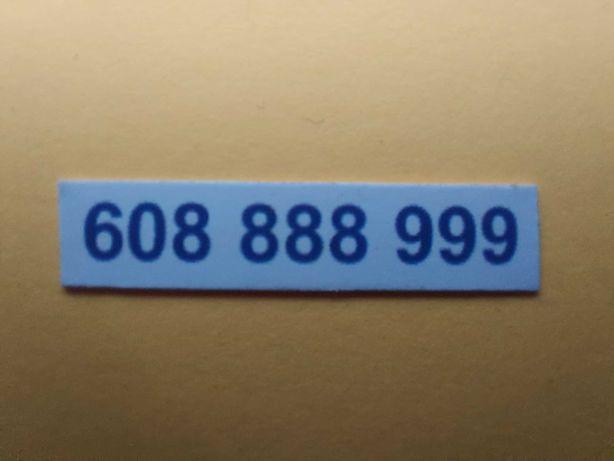 Złoty numer      608_888_999   Diamentowy/ Platynowy.