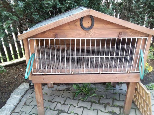 klatka dla królikia 125x70x60