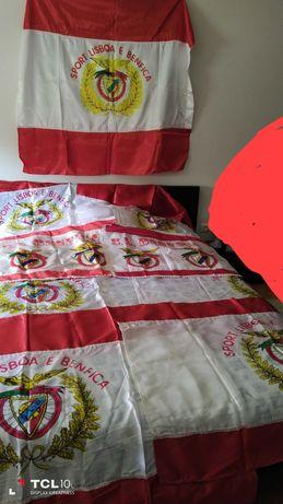 Benfica - Bandeiras clássicas