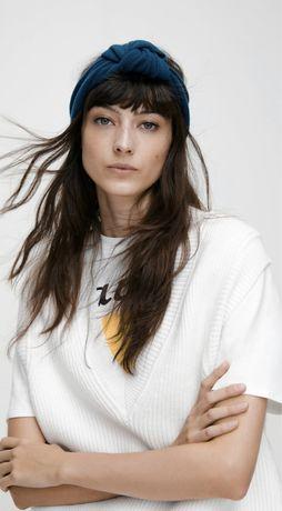 Повязка на голову, шапка Zara , 4 цвета в наличии