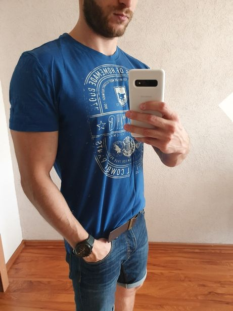 Tshirt koszulka Mustang Jeans nowa M
