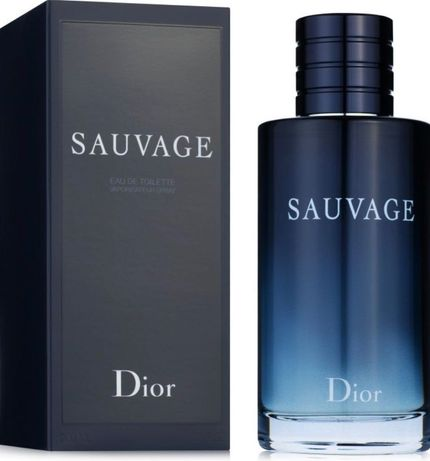 Чоловіча Туалетна вода Dior SAUVAGE Оригінал