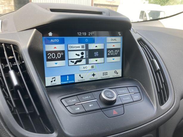 Русификация Sync 1, 2, 3 Ford, Навигация, Активация Функций
