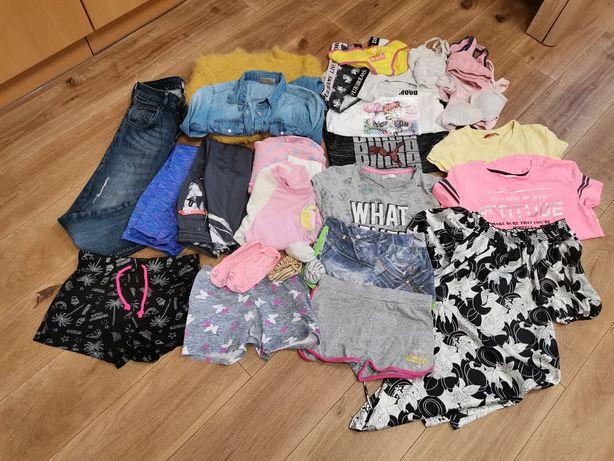 Sprzedam ubrania dziewczęce plus gratis