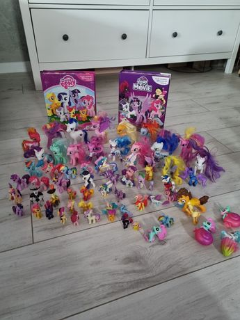 Figurki kucyki my little pony