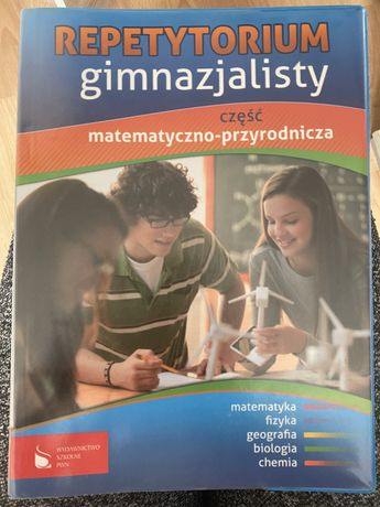 Repetytorium gimnazjalisty matematyka