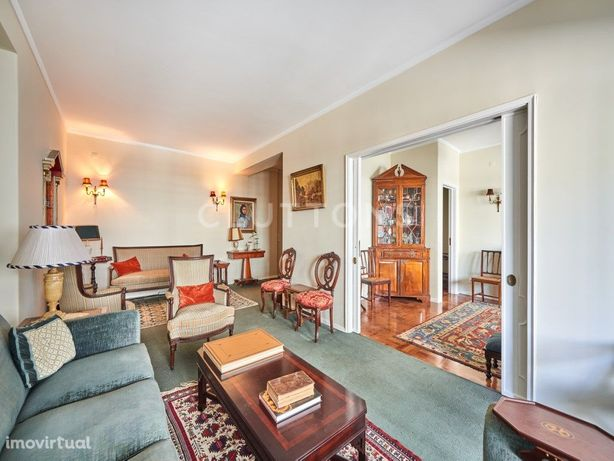 Apartamento de 4 quartos em Alvalade