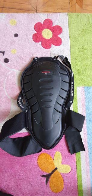 Мотозахист, черепашка захист на спину B-square