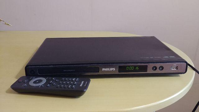 odtwarzacz dvd philips dvp3520/58