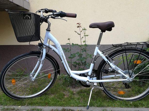 Rower Cyclo Fashion Line, nowa damka z Niemiec