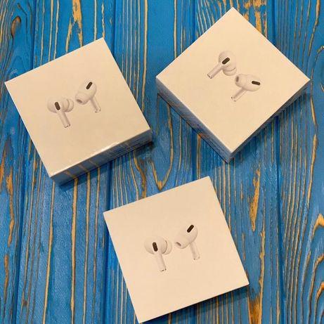 ЦІНА Оригінальні навушники AirPods Pro для iPhone 5 6 7 8 X 11 12