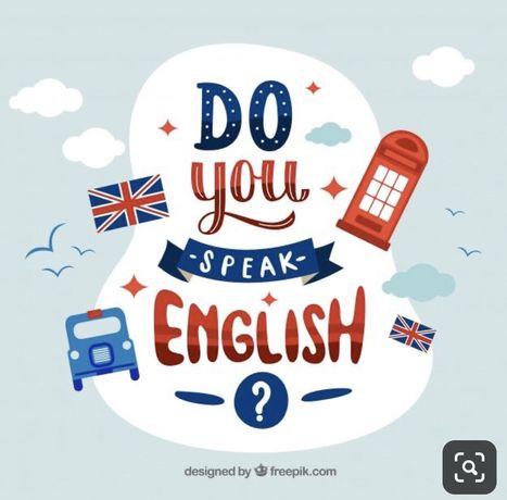 Заняття з англійської мови 1-6 класи