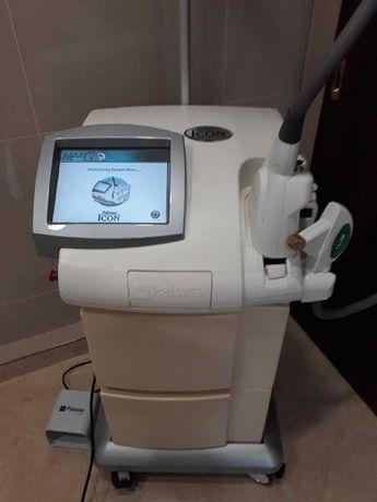 Laser frakcyjny Palomar ICON Cynosure z głowicami