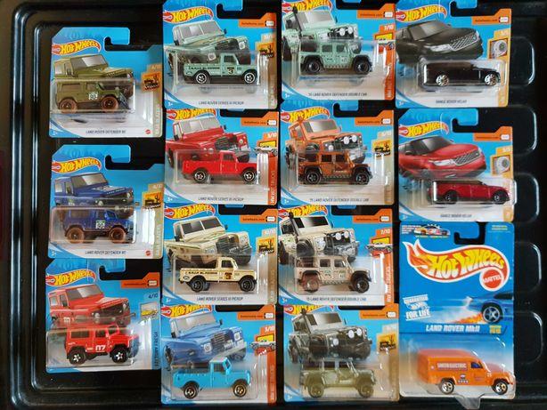 Hot wheels - Land Rover