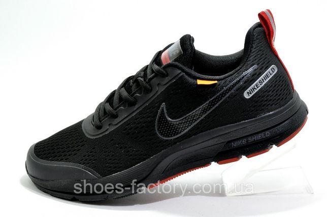 Мужские кроссовки Nike Air Zoom Shield Axis, Black, купить со скидкой