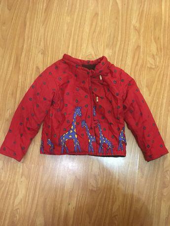 Кофта куртка толстовка 92-98