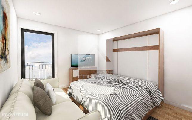 Apartamento T0 Novo  em Leça da Palmeira