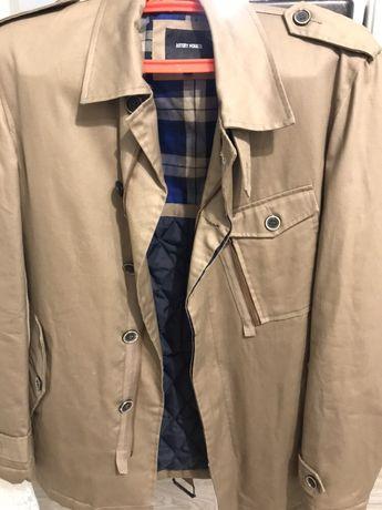 Мужская итальянская демисезонная куртка
