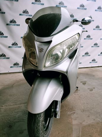 Suzuki skywave 250 (burgman) макси скутер мопед