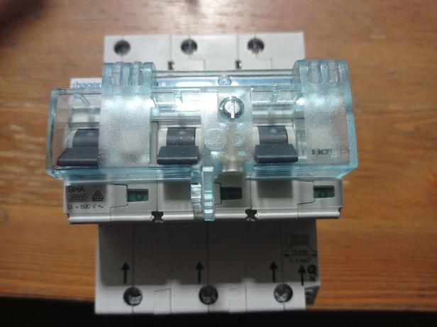 Wyłącznik nadprądowy selektywny 3P Cs 63A 25kA SLS HAGER